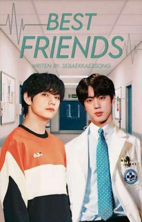 Best Friends ── JinTae versátil  by ___WINGS-SEOKJIN
