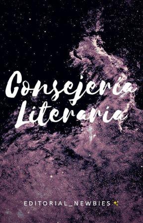 Consejería Literaria ✨ by Editorial_Newbies