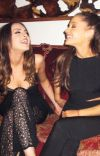 Liz et Ariana  cover