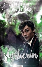 A Crush On The Slytherin by ravenjemm