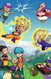 Mon aventure Pinteresque (Dragon ball) cover