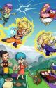 Mon aventure Pinteresque (Dragon ball) by