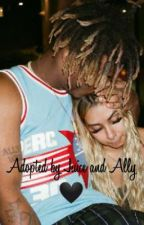 Adopted by Juice and Ally 🖤 by solby_fanfiction