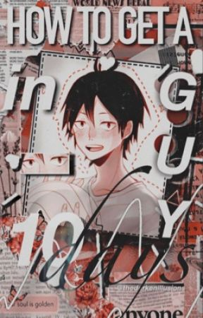 How To Get a Guy in Ten Days  Yamaguchi Tadashi  by Cookie_Monster_427