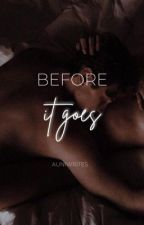 1.1 | Before It Goes by auniwrites