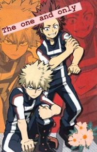 The one and only ♡ (a kiribaku story) cover