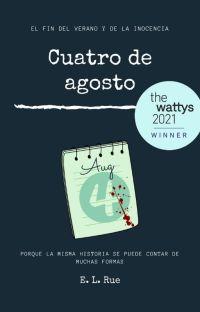 Cuatro de agosto (#1) cover