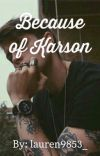 Because of Karson cover