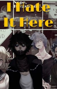 I Hate It Here cover