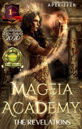 Mageia Academy: The Revelations [#Mus-alonlymAward20] [#F&ACOMPETITION] by ApeKiefer