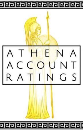 Athena Account Rating | TEC by TheElixirCommunity