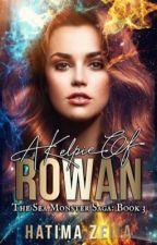 A Kelpie of Rowan by booklover241014