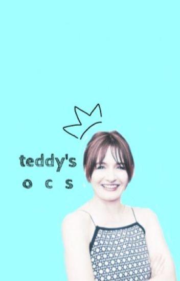 - teddy's ocs -
