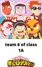 team 6 of class 1A by rex103rex