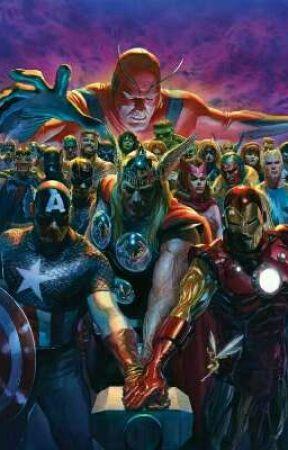 Avengers Dark times (villanos) by Lobo1138