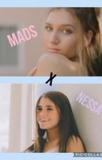 Mads and nessa smut  by _fanfic_123