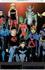 Young justice oneshots x reader by partygirls45