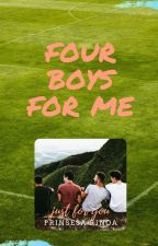Four Boys For Me by red__lemonade