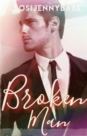 Broken Man by Akosijennybabe