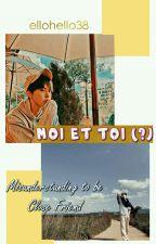 Moi et toi (?)| Doyoung by ellohello38
