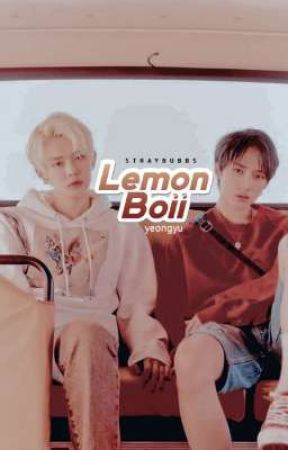 Lemon Boii // yeongyu by straybubbs