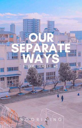 Our Separate Ways by imajineysyon