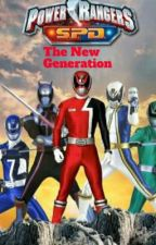 Power Rangers SPD: The New Generation by Fireheartsage