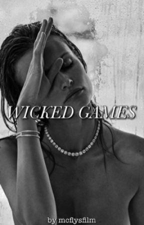 Wicked Games; JJ Maybank. ✓ by cvshtonx
