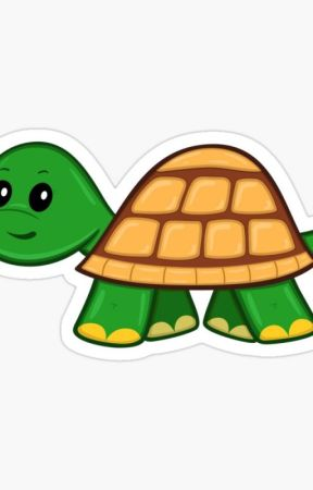 Little Bob The Turtle by UnicornSensation