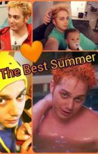 The Best Summer | A Lasercorn x Reader Story by courtamienshorts