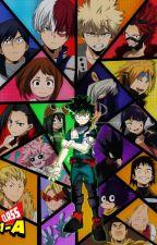 My Hero Academia Reacts to Multiverse/Dekuverse by IzukuMidoriya_652