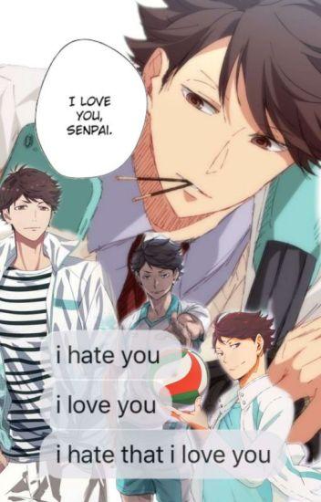 I Love You, I Love You Not! Haikyuu! [ Oikawa Tooru ]