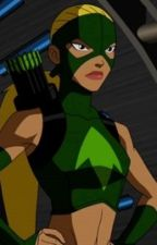 young Justice Artemis Little sister by IronMan2105