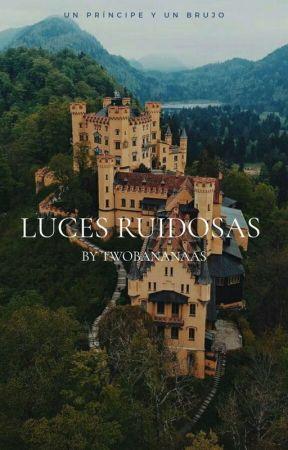 Luces ruidosas. [larrystylinson] by twobananaas