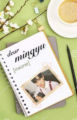 [transfic] | MEANIE | dear mingyu