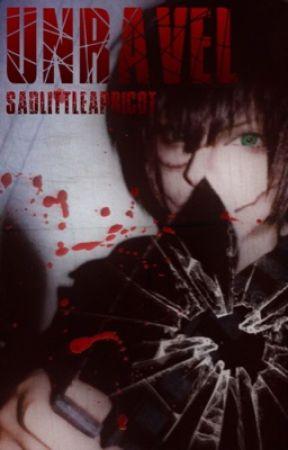 Unravel (Homicidal Liu x Reader) by SadLittleApricot