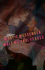 Mystic Messenger Male Reader Scenarios ;)) by winkuwonku