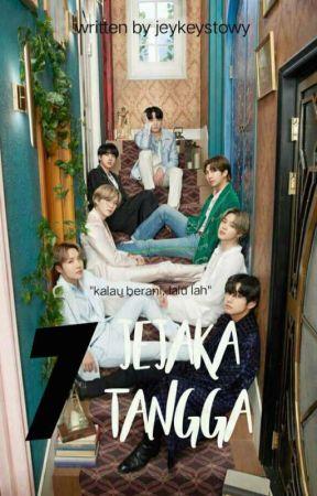 7 Jejaka Tangga |BTS| by jeykeystowy