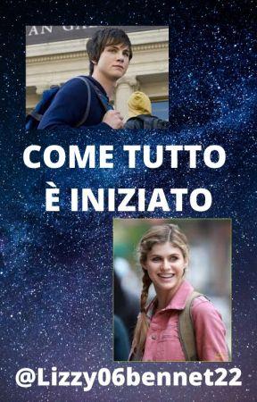 COME TUTTO È INIZIATO by Lizzy06bennet22