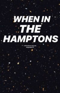 When In The Hamptons - C. Evans  cover