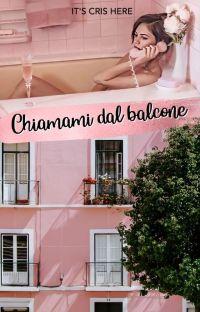 Chiamami dal balcone cover