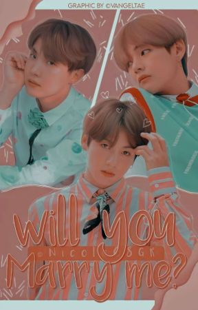 || Will you marry me? || Taekook (Omegaverse) by Nicole08GR