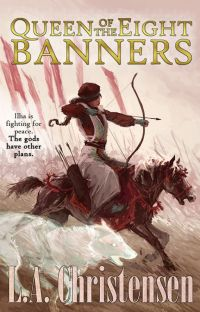 Queen of the Eight Banners cover