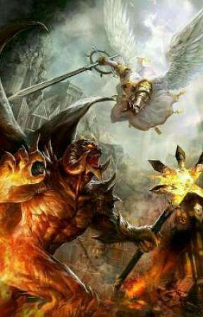 Anjos e Demônios by KrigHellig
