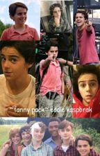 fanny pack~ eddie kaspbrak x reader by karljacobsxme