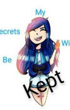 My secrets will be kept. - Fnaf x Itsfunneh crossover - by SilverMatrix_Glitch