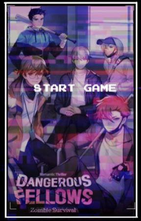 [ ɪɴsɪᴅᴇ ᴛʜᴇ ɢᴀᴍᴇ ] A dangerous fellows x femreader by LavenderTaint