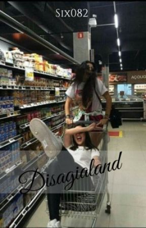Disagialand  by Six082