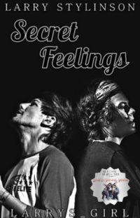Secret Feelings (Larry Stylinson AU) cover