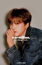 vermilion ━ lee donghyuck  by ukiyomi